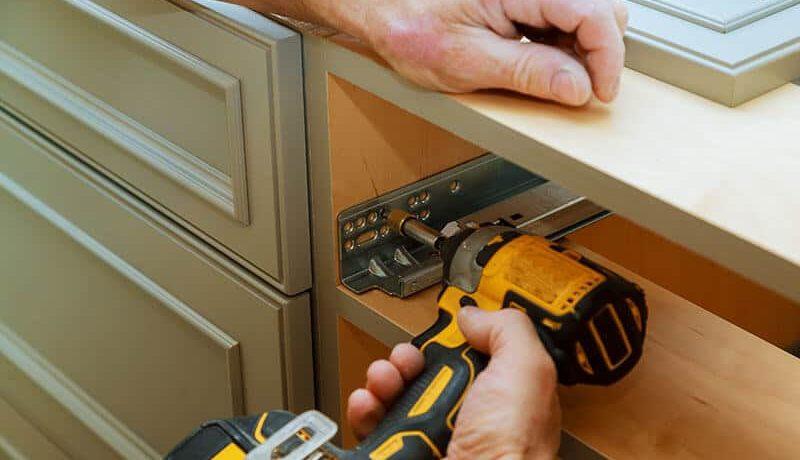 cabinet repair denver